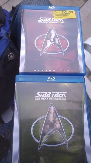 Star Trek the Next Generation Blu Ray Seasons 1 and 3 for Sale in Denver, CO