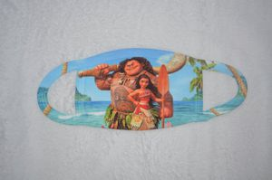 Disney MOANA Toddler Face Mask for Sale in Huntington Beach, CA