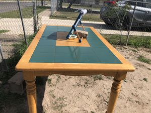 Heavy kitchen table for Sale in Mercedes, TX