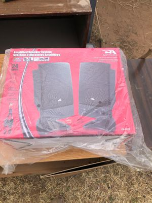 Cyber Acoustics Speakers for Sale in Odessa, TX