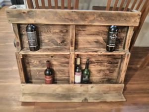 Homemade pallet shelving for Sale in Pearl City, HI