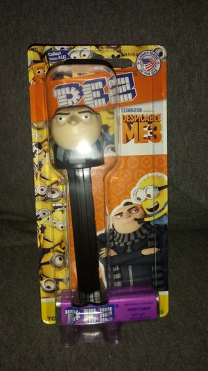Despicable me pez for Sale in Painesville, OH