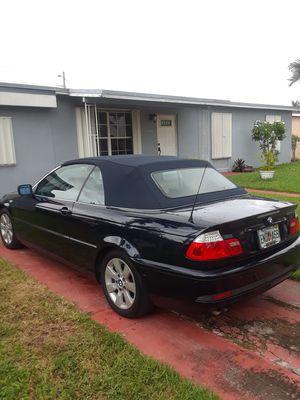 325Ci convertible BMW 2005 for Sale in Miami, FL