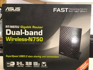 ASUS Rt-N65U Gigabit router for Sale in Phoenix, AZ