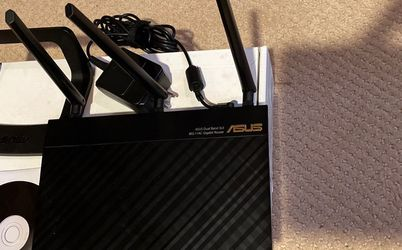 ASUS RT-AC66R Gigabyte Router for Sale in Redmond,  WA