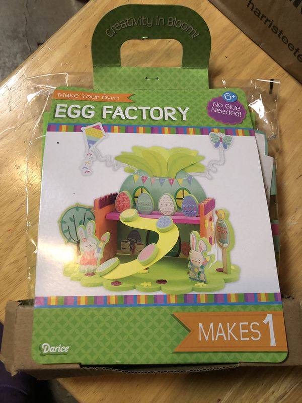 Egg Factory DIY Kit