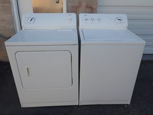 KENMORE SET WASHER AND DRYER free Deliv for Sale in Salt Lake City, UT