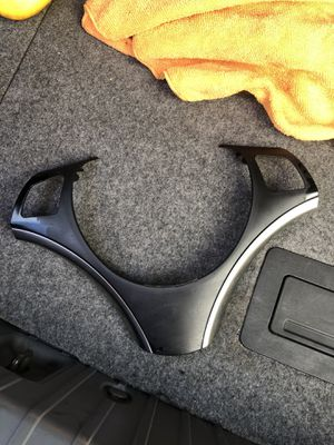 Bmw e90 steering wheel trim for Sale in Los Angeles, CA
