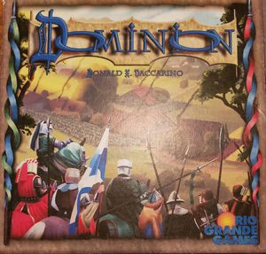 Dominion with bonus cards for Sale in Waterloo, IA