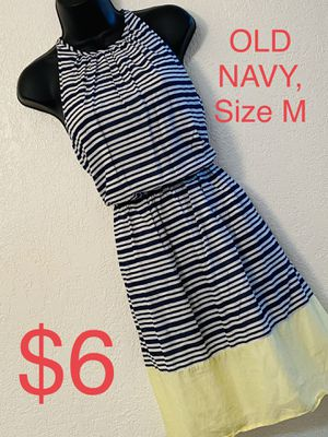 OLD NAVY, Nice Striped Dress, Size M for Sale in Phoenix, AZ