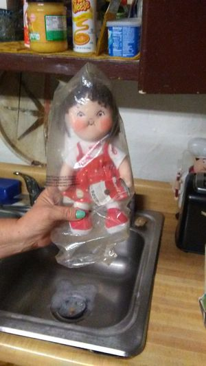 Campbell's doll brand new with certificates make offer for Sale for sale  Indianapolis, IN