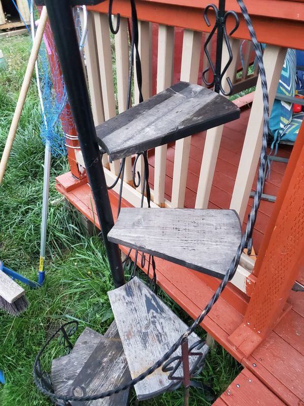 8 tier plant stand