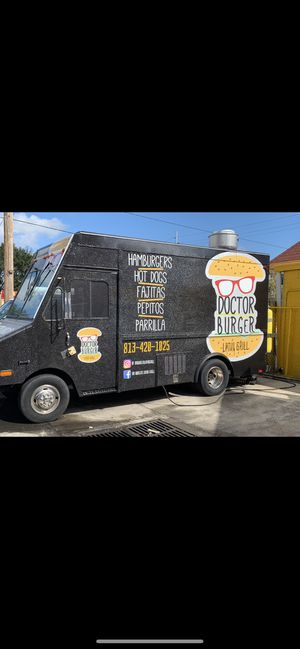 Food truck for Sale in Tampa, FL