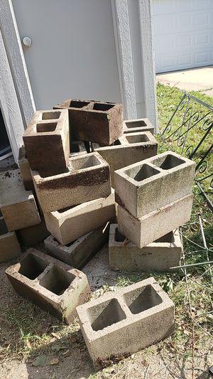 Concrete blocks free for Sale in Houston, TX