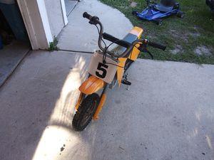 Razor dirt bike for Sale in Palm Bay, FL