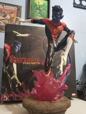 Nightcrawler statue( Slideshow collection) for Sale in League City, TX