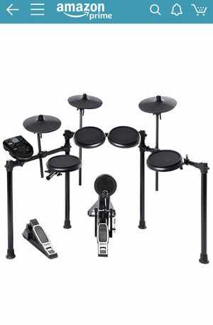 "Alesis Nitro Kit | Electronic Drum Set with 8"" Snare, 8"" Toms, and 10"" Cymbals for Sale in Scottsdale, AZ"
