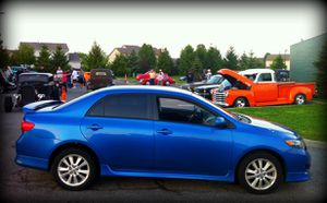 2009 Toyota Corolla Sports S Edition for Sale in Lewis Center, OH