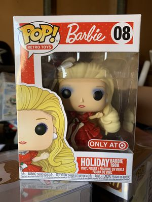 Pop Retro Toys Holiday Barbie 1988 Target Exclusive Figure for Sale in Los Angeles, CA