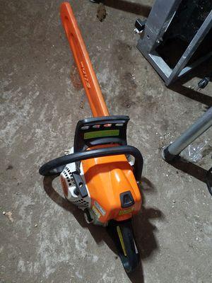 Stihl MS211C Chainsaw for Sale in Tacoma, WA