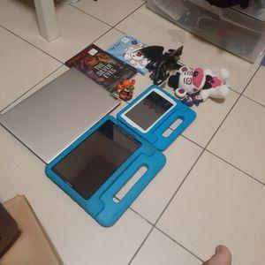 Lenovo Laptop 2 Tablets 1 Plush 2 Books 1 Toy 1 Amiibo for Sale in Des Moines, WA