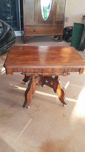 Antique table for Sale in Rialto, CA