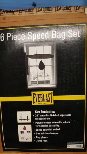 Speed bag platform for Sale in Glenshaw, PA