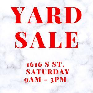GARAGE SALE for Sale in Sacramento, CA