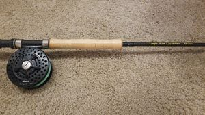 Fly Fishing Rod and Reel combo 9 Weight for Sale in Riverview, FL