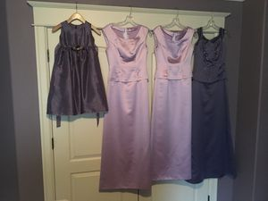 Custom designed bridesmaid dresses for Sale in Portland, OR
