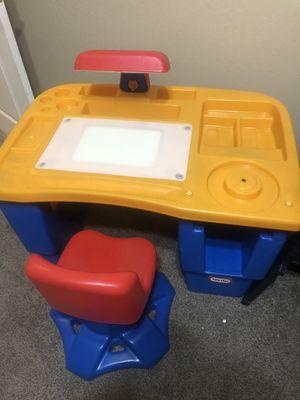 Little Tikes kids desk for Sale in Gilbert, AZ