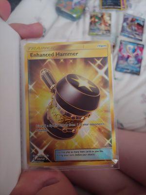 Enhanced hammer secret rare pokemon tcg for Sale in Beaverton, OR