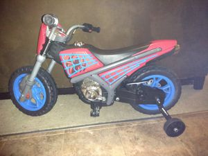 Spiderman bike, electric for Sale in NC, US