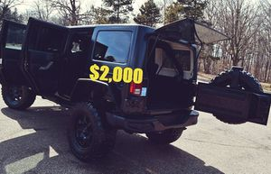 🍁🎁Selling my 2O1O Jeep Wrangler 4X4 for Sale in Oakland, CA