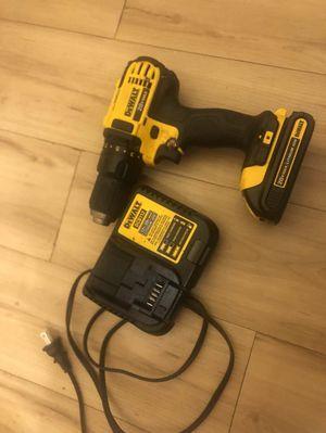 Dewalt 20v max drill for Sale in San Diego, CA