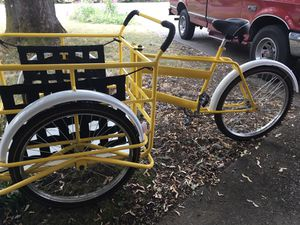 Cargo trike. Delivery trike. Cargo bike. for Sale in Vancouver, WA