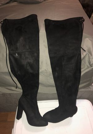 Thigh high boots for Sale in Glendale, AZ