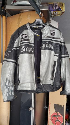 Motorcycle Jacket in new condition $90 for Sale in Long Beach, CA