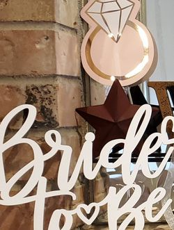 Bridal Shower Decorations for Sale in Everett,  WA
