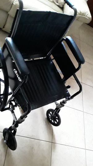 Wheel chair by silver sport ll / drive.still new cond. for Sale in Union Park, FL