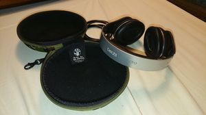 Special Edition Silver Beats By Dr. Dre Studio Headphones for Sale in Portland, OR