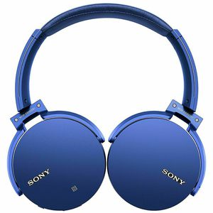 Sony MDR-XB950B1 Wireless Extra Bass Headphones (BLUE) for Sale in Houston, TX