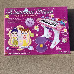 Electric Keyboard Kids Toy Girls for Sale in Scottsdale, AZ