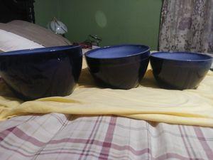 Ceramic bowls for Sale in Ontario, CA