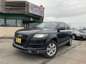 2012 Audi Q7 for Sale in Waldorf, MD