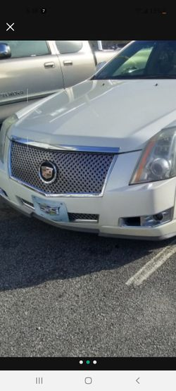 2010 V8 CTS V SUPER LOADED EVERY OPPTION AVAILABLE IN THIS PACKAGE for Sale in East Providence,  RI
