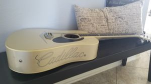 Esteban Cadillac Special Edition Steel String Acoustic Guitar for Sale in Stagecoach, TX