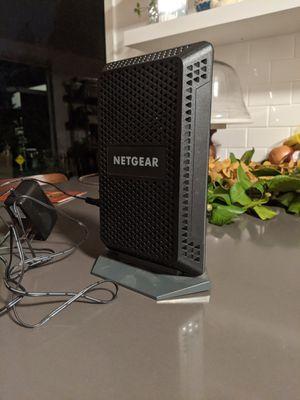 Netgear CM600 Modem (all service providers) for Sale in Seattle, WA