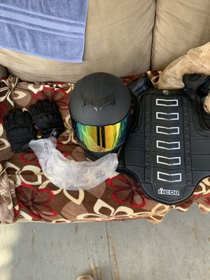 Motorcycle gear for Sale in San Diego, CA