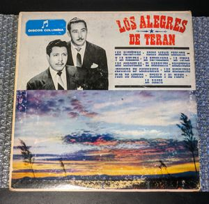 "Los Alegres: De Teran Polkas (Instrumentales) 12"" LP Vinyl VG for Sale in Huntington Beach, CA"
